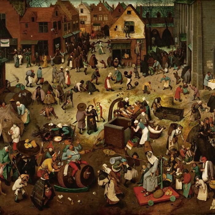Breugel schilderij